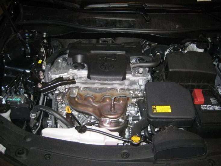 Двигатель Toyota Camry XV50