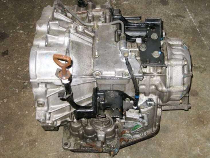 Коробка передач на Toyota Camry