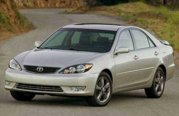 Toyota Camry кузов V30