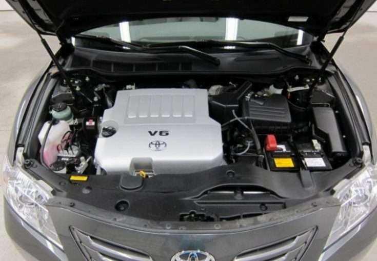 Тойота Камри с двигателем V6 3.5L