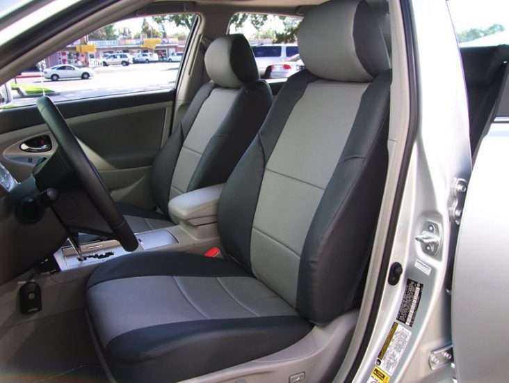 Сиденья в Toyota Camry