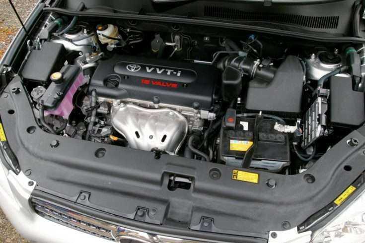 Тойота Камри с двигателем 2.0L