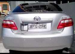 Задний парктроник Toyota Camry