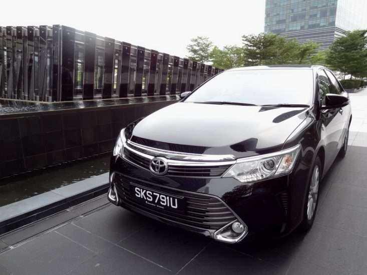 Toyota Camry в Японии