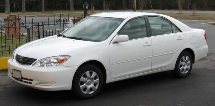 Тойота Камри 2002