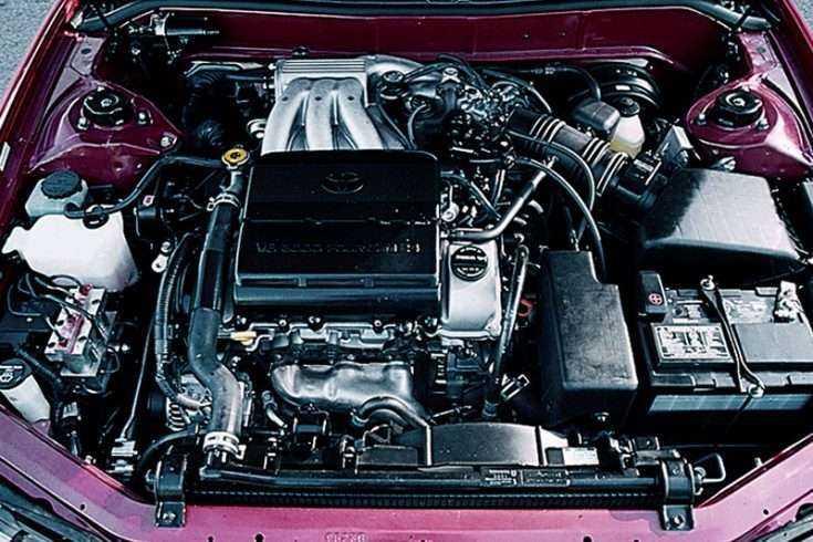 Двигатель Toyota Camry SE