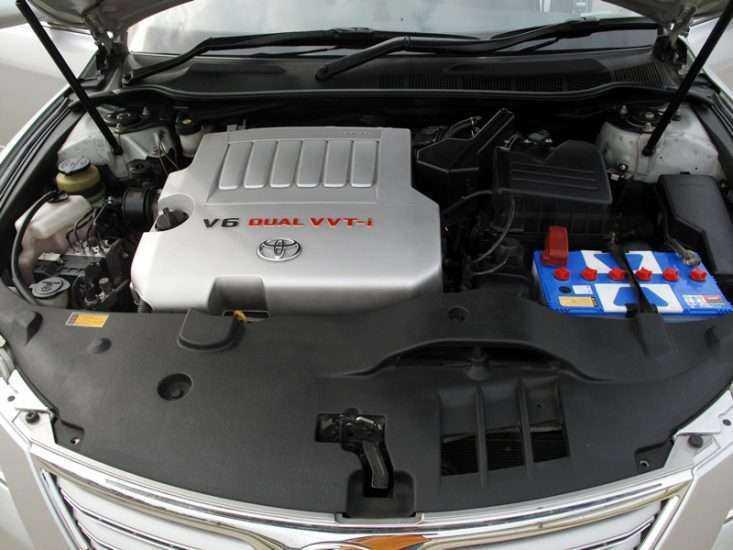 Двигатель 3.5L на Тойота Камри