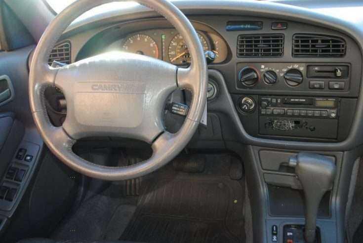 Салон Toyota Camry 1996