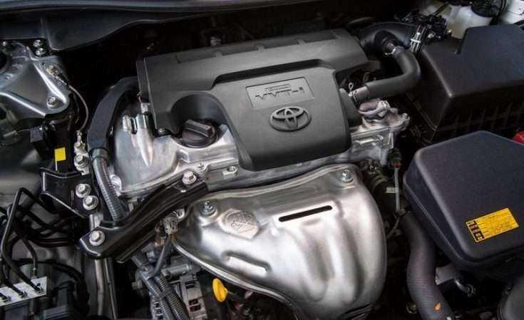 Двигатель 2.0L Toyota Camry