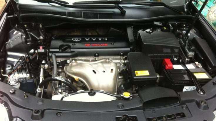 Двигатель на Toyota Camry V50