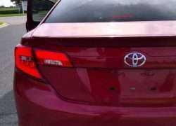 Задние фонари Toyota Camry