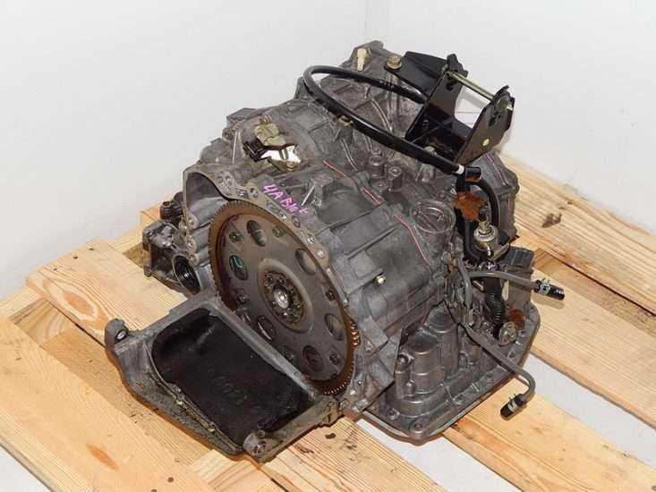 Коробка передач с Toyota Corolla