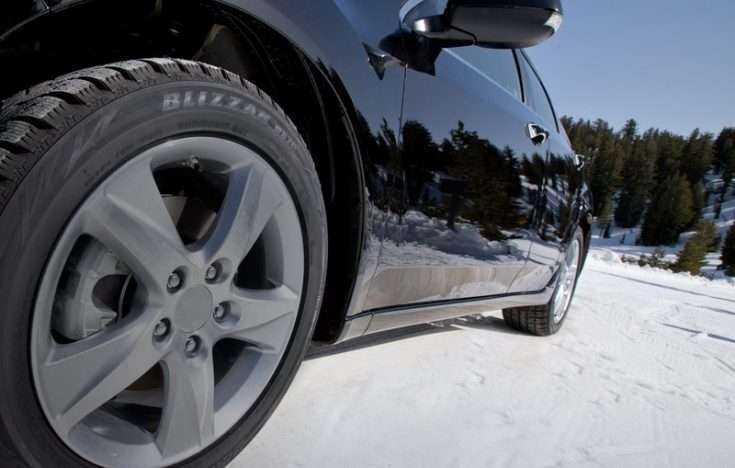 Зимние шины для Toyota Camry