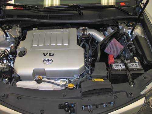 Двигатель Toyota Camry 3.5L