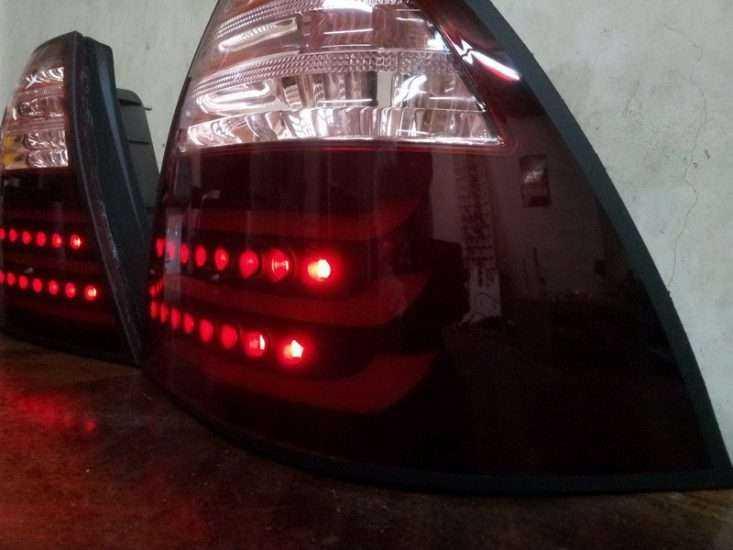 LED фара Toyota Corolla