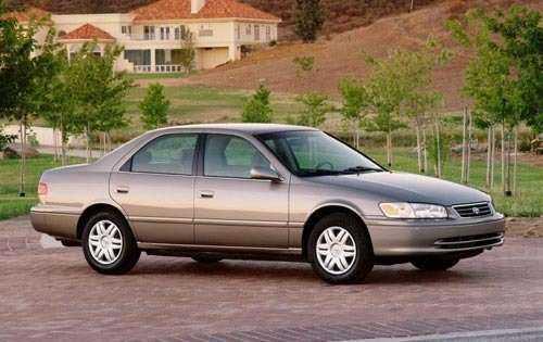 Тойота Камри 2001 гв