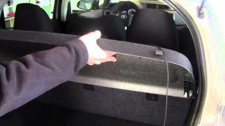 Коврик в багажник Тойота Королла