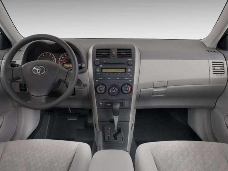 АКПП Toyota Corolla