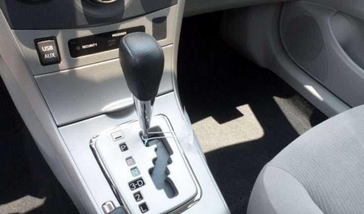 4х скоростная АКПП Тойота Королла