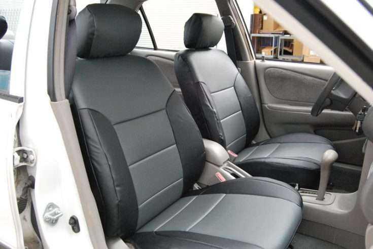 Чехлы на сиденья Toyota Corolla