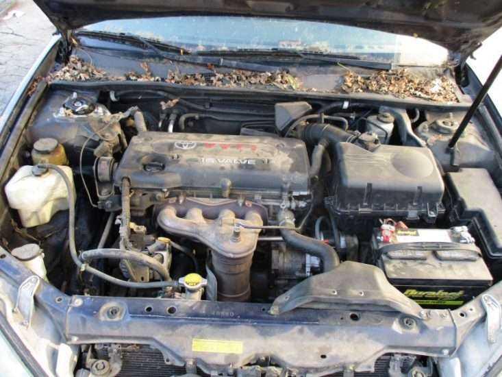 Двигатель Toyota Camry 2.4L