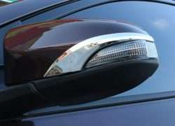 Фото зеркала заднего вида Toyota Corolla