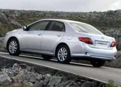 Фотография Toyota Corolla E151