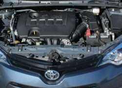 Фотография двигателя Тойота Королла