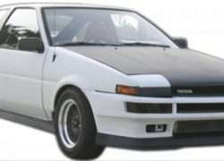 Фотография старой Toyota Corolla