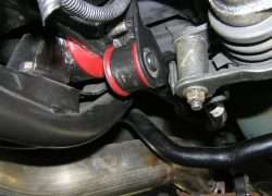 Фотография втулки стабилизатора Toyota Corolla