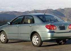 Toyota Corolla 2008-го года выпуска