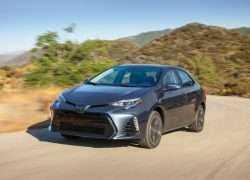 Toyota Corolla 2017 фото