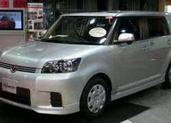 Toyota Corolla Rumion фото