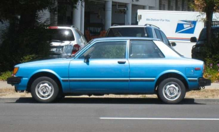 Toyota Corolla Tercel