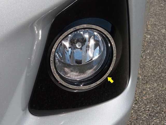 Установка ПТФ Corolla