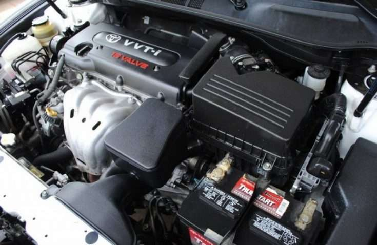 Диагностика проблем с двигателем на Тойота Камри