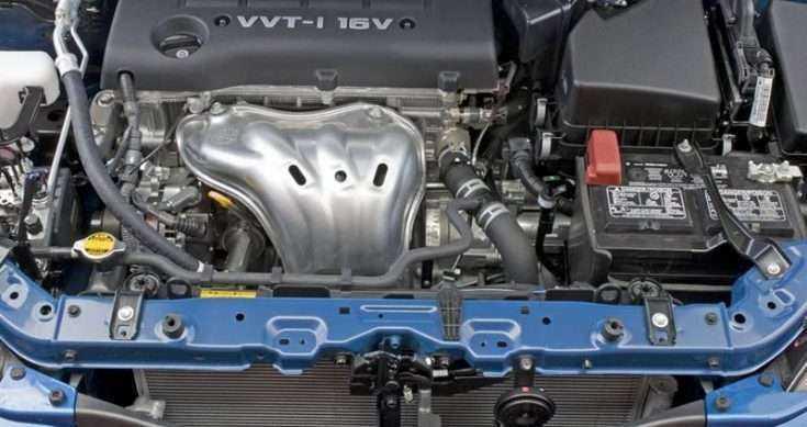 Двигатель в Тойота Королла