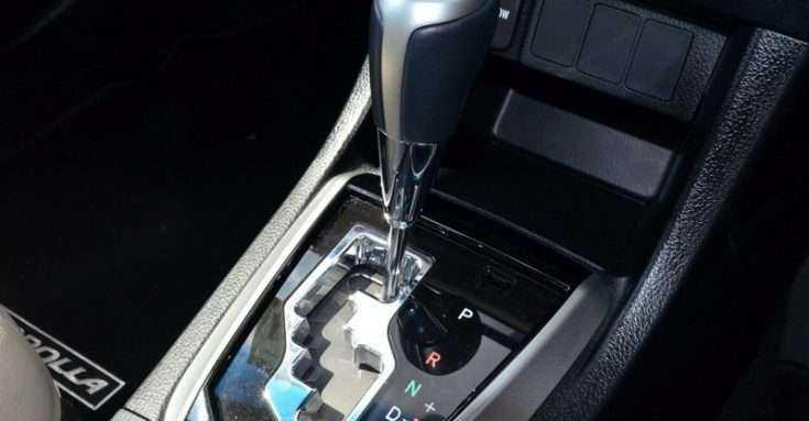 Использование роботизированной коробки передач в Toyota Corolla