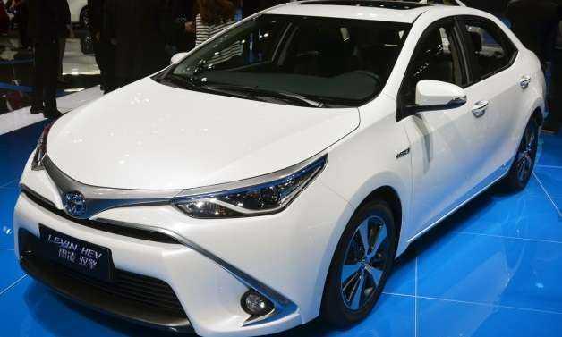 Презентация новой Toyota Corolla 2018