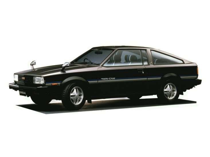 Toyota Corolla Levin AE85