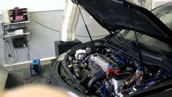 Ремонт двигателя Toyota Camry 2.4L
