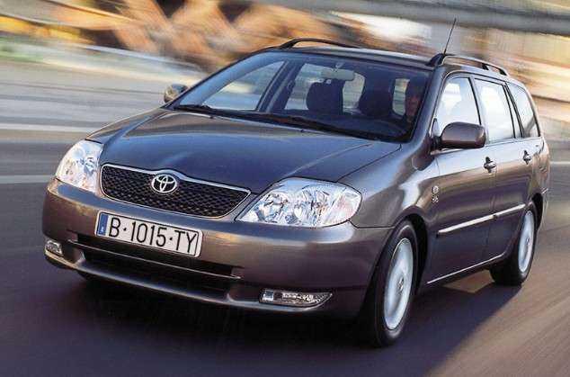 Ходовые качества Тойота Королла 2006