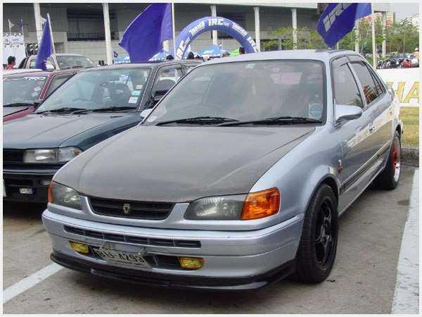 Toyota Corolla AE110 JDM
