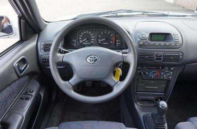 Комфортабельный салон в Toyota Corolla