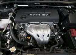 Двигатель 1.8L Toyota Corolla
