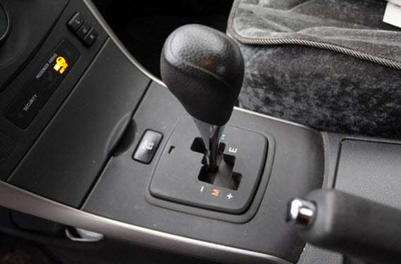 Роботизированная коробка передач на Тойота Королла