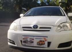 Toyota Corolla 1.4L фото