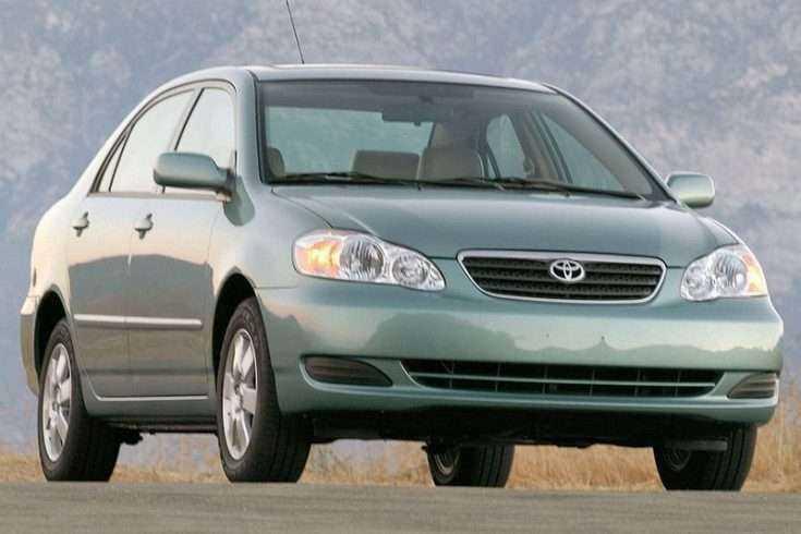 Toyota Corolla 2006 фото