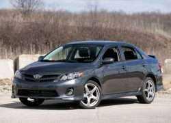 Toyota Corolla 2013 фото