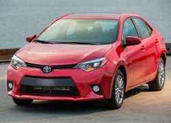 Toyota Corolla 2016 фото
